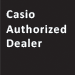 Casio Authorized Dealer Logo