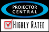 Viewsonic LS800HD wins Projector Central's highly rated award for 2018