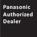 Panasonic Authorized Dealer Logo