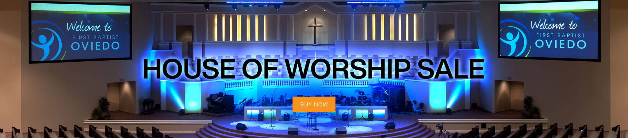 House of Worship Sale