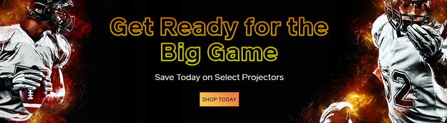 Projector People Big Game Projector Sale 2021