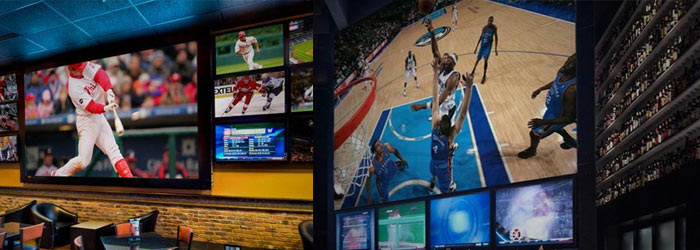 projectors for sports bars