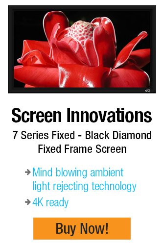 ScreenInnovations Series 7 Fixed Frame